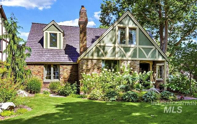 1200 N Harrison Blvd, Boise, ID 83702 (MLS #98769586) :: Jon Gosche Real Estate, LLC