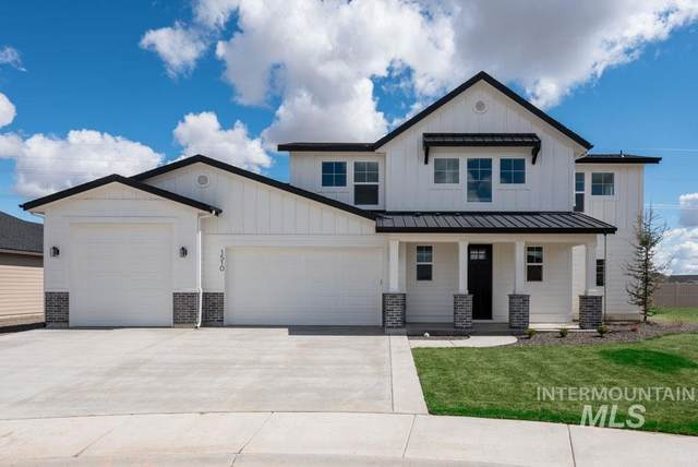 2251 N Garnet Creek Ave, Star, ID 83669 (MLS #98769612) :: Build Idaho