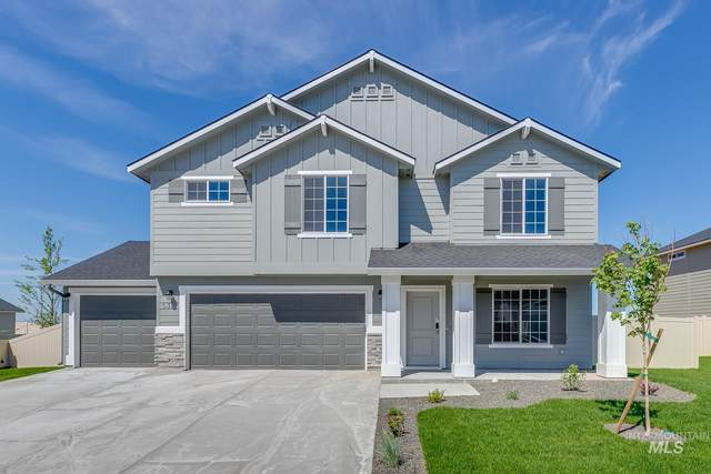 16847 Chambers Way, Caldwell, ID 83607 (MLS #98769664) :: Michael Ryan Real Estate