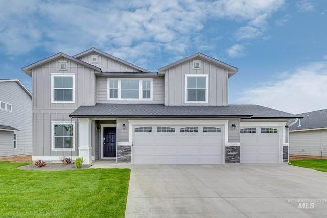 16835 Chambers Way, Caldwell, ID 83607 (MLS #98769667) :: Michael Ryan Real Estate