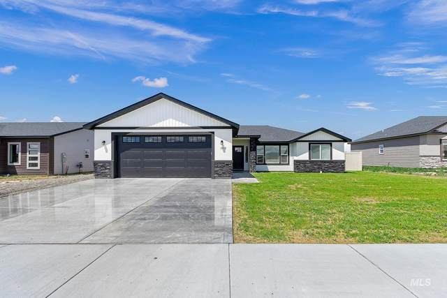 1002 Monument Peak Place, Kimberly, ID 83341 (MLS #98769697) :: City of Trees Real Estate