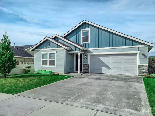 1056 E Shady Ridge Dr, Kuna, ID 83634 (MLS #98769707) :: City of Trees Real Estate
