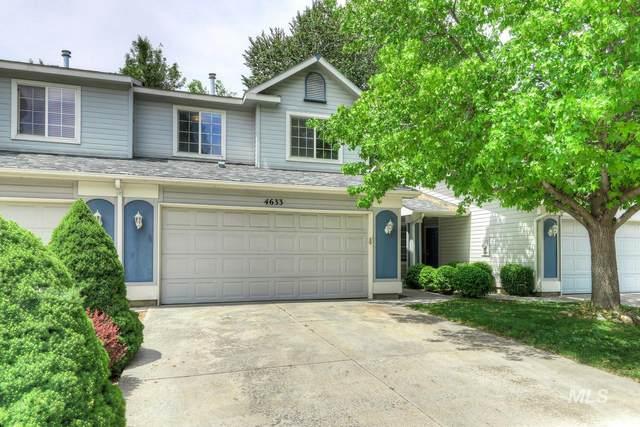 4633 N Carlsbad Way, Boise, ID 83703 (MLS #98769940) :: Build Idaho