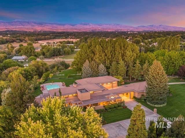 7540 N Meridian Rd, Meridian, ID 83646 (MLS #98769970) :: Build Idaho