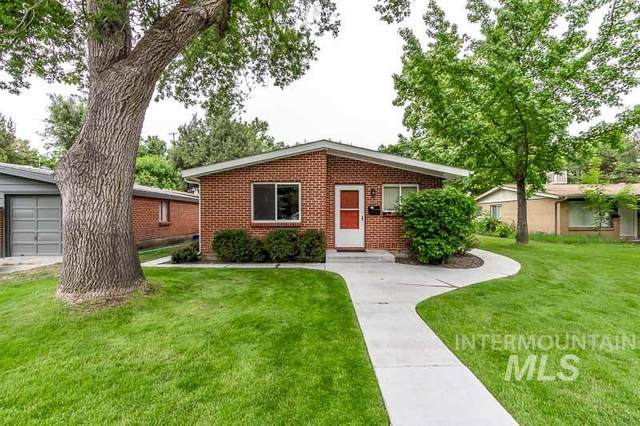 1811/1813 S Michigan & 1609 W Williams St, Boise, ID 83706 (MLS #98770008) :: Juniper Realty Group