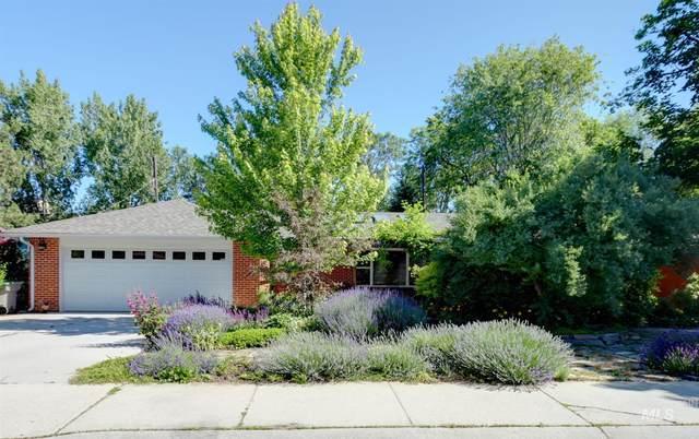 1501 S Martha St, Boise, ID 83706 (MLS #98770009) :: Navigate Real Estate