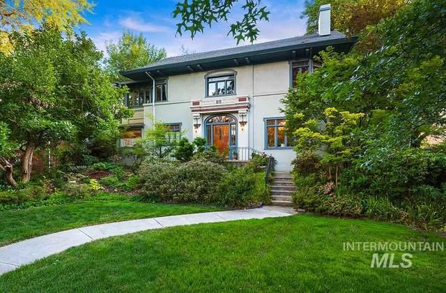 815 E Warm Springs Ave, Boise, ID 83712 (MLS #98770043) :: Full Sail Real Estate