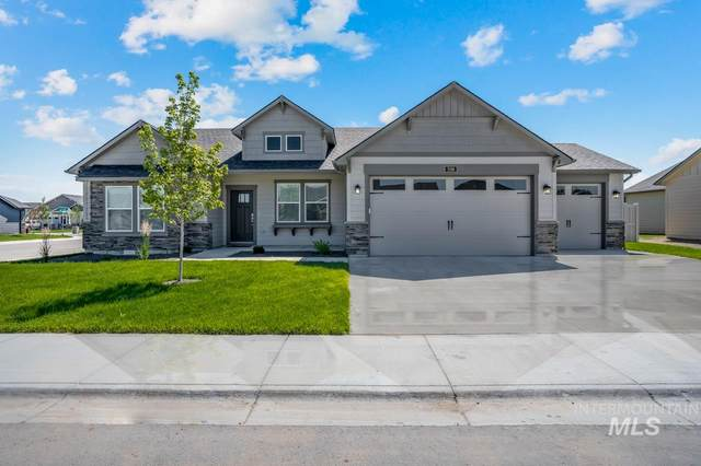 598 S Lancaster, Nampa, ID 83686 (MLS #98770260) :: Juniper Realty Group