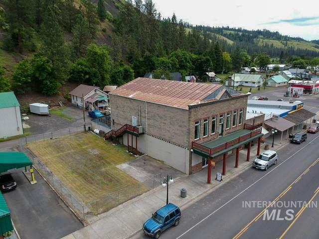 11 S Main Street, Kooskia, ID 83539 (MLS #98770286) :: Juniper Realty Group