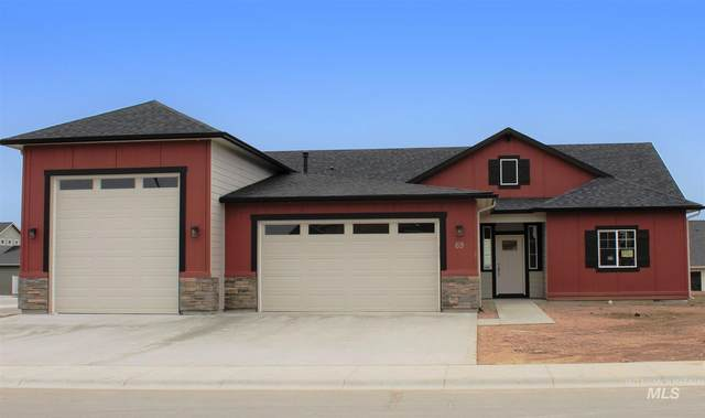 69 S Norcrest Ave., Nampa, ID 83687 (MLS #98770348) :: Michael Ryan Real Estate