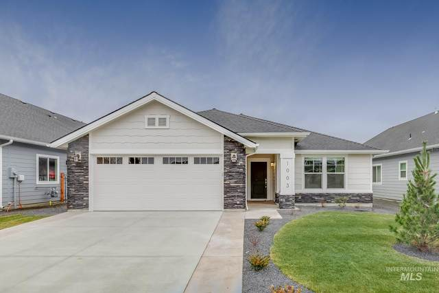 4014 W Peak Cloud Ct, Meridian, ID 83642 (MLS #98770462) :: Jon Gosche Real Estate, LLC
