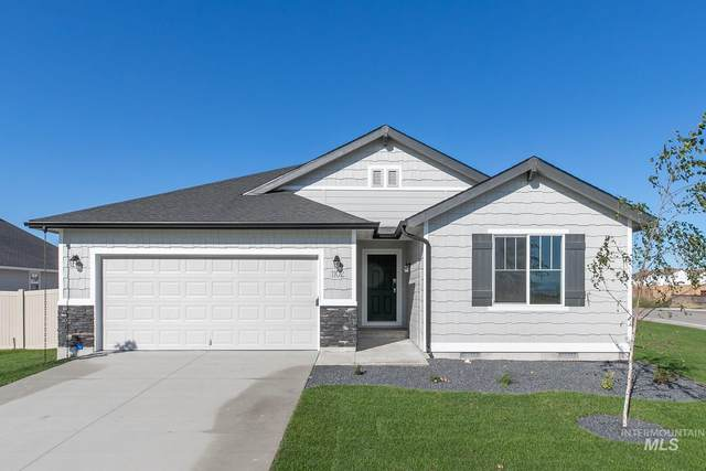 4026 W Peak Cloud Dr, Meridian, ID 83642 (MLS #98770481) :: Jon Gosche Real Estate, LLC