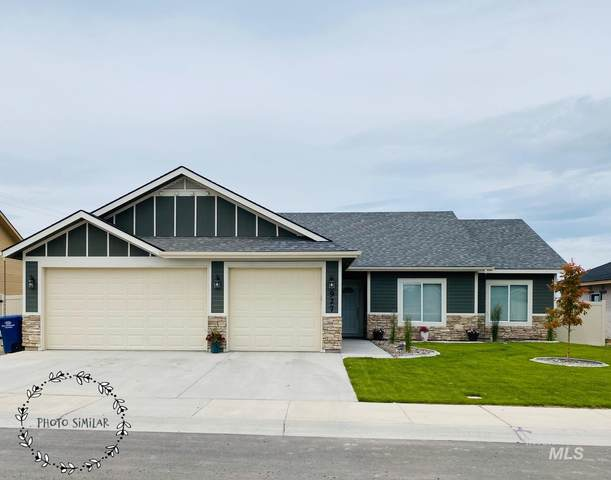 1027 Dunnigan St, Twin Falls, ID 83301 (MLS #98770510) :: City of Trees Real Estate