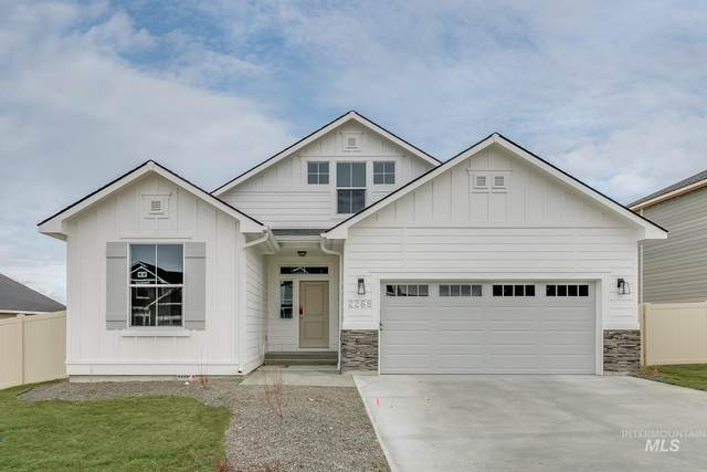 4038 W Peak Cloud Dr, Meridian, ID 83642 (MLS #98770523) :: Jon Gosche Real Estate, LLC