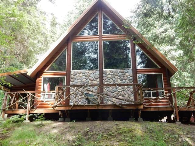 110 Kettle Creek, Kooskia, ID 83539 (MLS #98770527) :: Boise River Realty