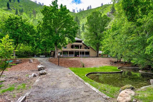 1590 Big Salmon Rd, Riggins, ID 83549 (MLS #98770560) :: Idaho Real Estate Pros