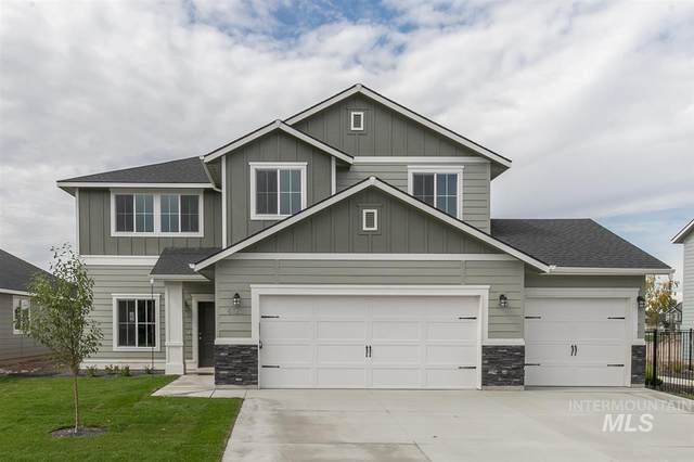 4126 S Sarteano Ave, Meridian, ID 83642 (MLS #98770563) :: Epic Realty