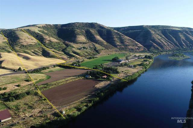 23699 Spalding Mill Rd, Lapwai, ID 83540 (MLS #98770568) :: Jon Gosche Real Estate, LLC
