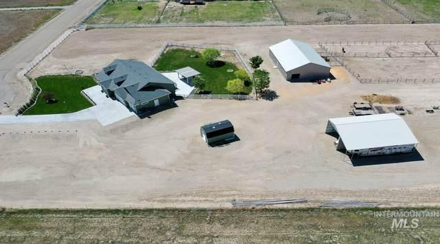 9179 Chaparral Ranch Drive, Nampa, ID 83686 (MLS #98770675) :: Silvercreek Realty Group
