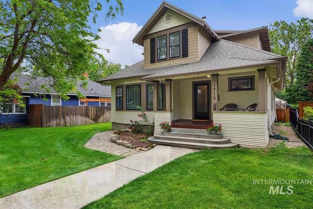1715 N 15th Street, Boise, ID 83702 (MLS #98770847) :: Epic Realty
