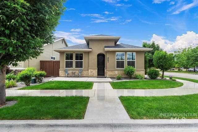 487 W Peck St, Meridian, ID 83646 (MLS #98770849) :: Build Idaho