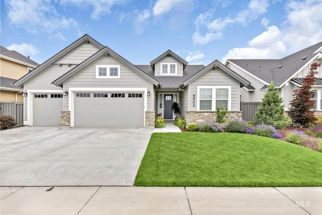 5902 S Wayland Way, Meridian, ID 83642 (MLS #98770854) :: Jon Gosche Real Estate, LLC