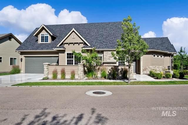 2551 S Willow Grove Lane, Eagle, ID 83616 (MLS #98770965) :: Jon Gosche Real Estate, LLC
