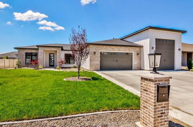 277 Dudley Ln., Nampa, ID 83687 (MLS #98771010) :: City of Trees Real Estate