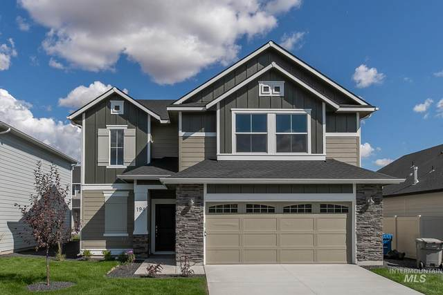 255 N Wooddale Ave, Eagle, ID 83616 (MLS #98771023) :: City of Trees Real Estate
