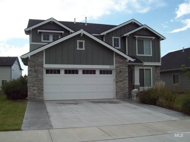 1005 N Chastain, Eagle, ID 83616 (MLS #98771049) :: Build Idaho