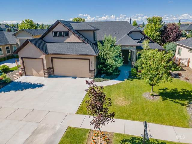 6062 W Founders Dr, Eagle, ID 83616 (MLS #98771083) :: Jon Gosche Real Estate, LLC