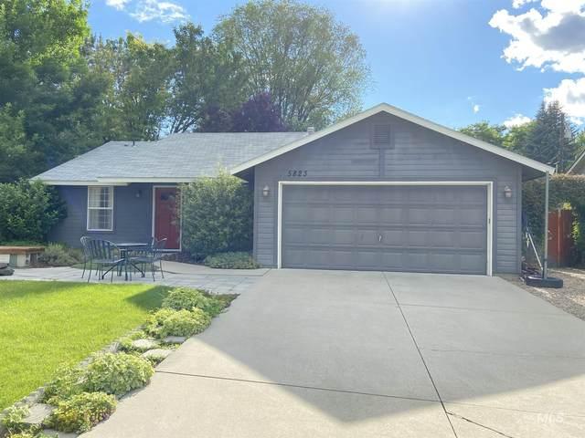 5823 N Glenborough Place, Boise, ID 83714 (MLS #98771090) :: Build Idaho