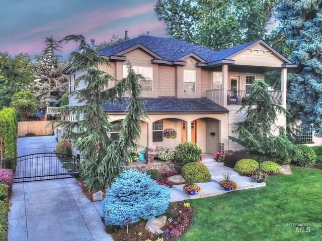 911 N Houston Road, Boise, ID 83706 (MLS #98771126) :: Full Sail Real Estate