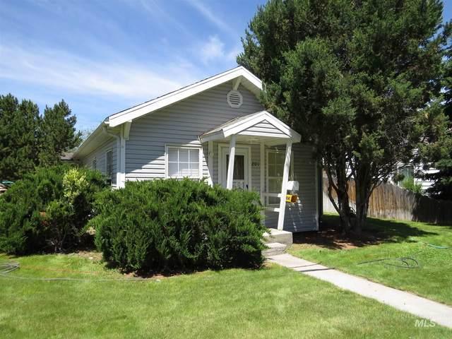 201 Locust St, Twin Falls, ID 83301 (MLS #98771168) :: Story Real Estate