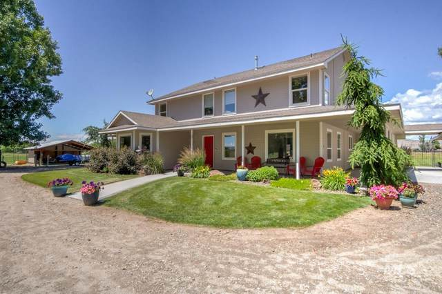 975 Santa Lane, Emmett, ID 83617 (MLS #98771179) :: Boise River Realty