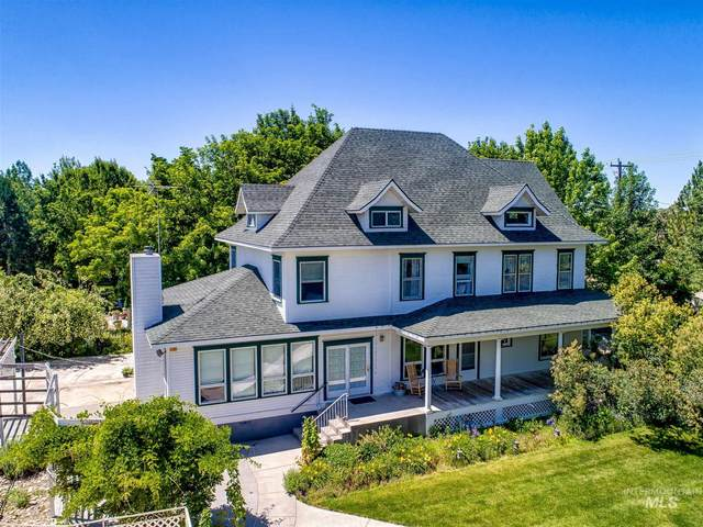 1723 E 4th St, Emmett, ID 83617 (MLS #98771233) :: City of Trees Real Estate