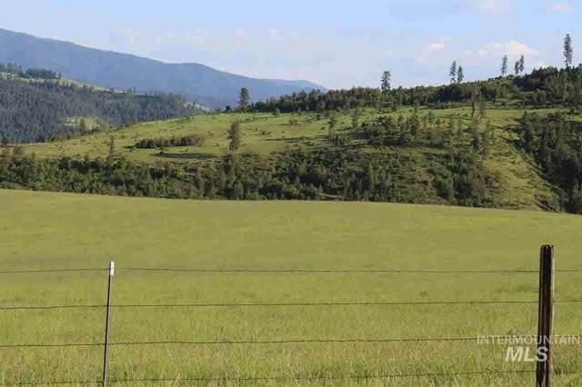 TBD Lot 3 Old Lamb Grade, Stites, ID 83552 (MLS #98771299) :: New View Team