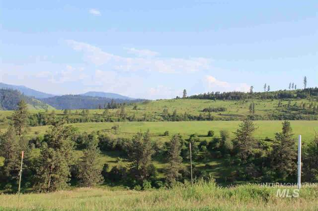TBD Lot 1 Old Lamb Grade, Stites, ID 83552 (MLS #98771305) :: New View Team