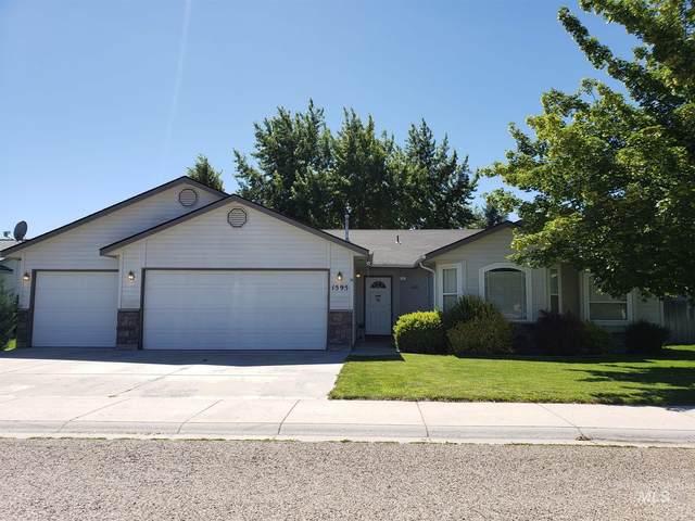 1595 N Klemmer Ave., Kuna, ID 83634 (MLS #98771344) :: Full Sail Real Estate