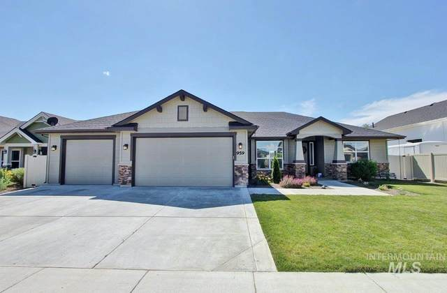 959 N Nebula Place, Star, ID 83669 (MLS #98771360) :: Team One Group Real Estate