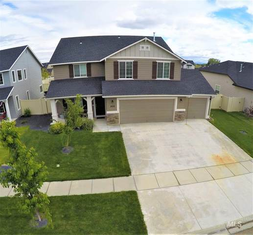 926 E Cape Elizabeth Dr, Nampa, ID 83686 (MLS #98771371) :: City of Trees Real Estate