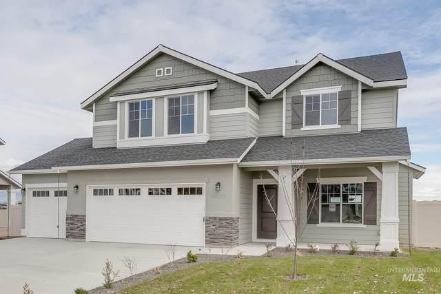 1512 W Queens River St, Meridian, ID 83642 (MLS #98771383) :: Jon Gosche Real Estate, LLC