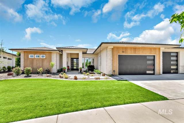 741 W Water Vista, Eagle, ID 83616 (MLS #98771399) :: Juniper Realty Group