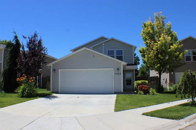 7367 S Headsail Ave., Boise, ID 83709 (MLS #98771416) :: City of Trees Real Estate