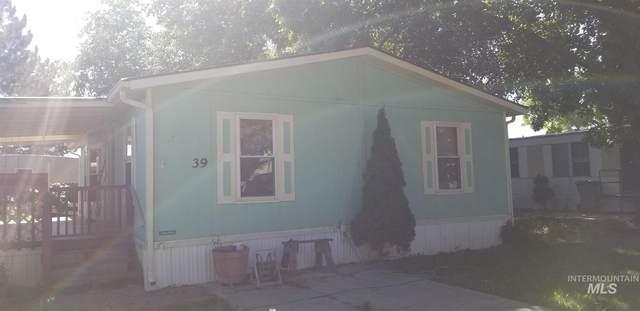 2819 S Georgia #39, Caldwell, ID 83605 (MLS #98771448) :: Juniper Realty Group