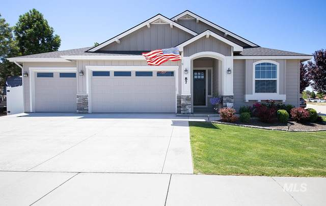 87 E Edmonds Dr, Meridian, ID 83642 (MLS #98771480) :: City of Trees Real Estate