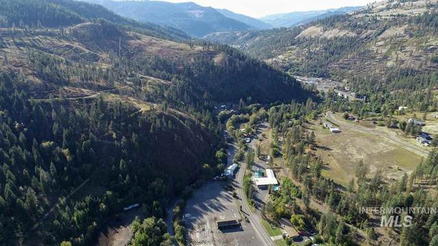 TBD Grangemont Road, Orofino, ID 83544 (MLS #98771520) :: Minegar Gamble Premier Real Estate Services