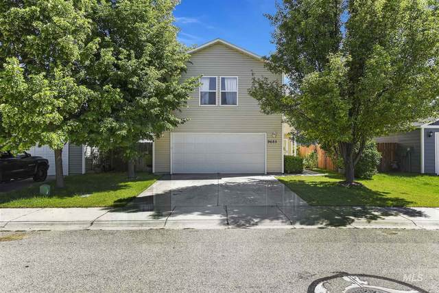9685 W Shelborne Dr, Boise, ID 83709 (MLS #98771551) :: City of Trees Real Estate