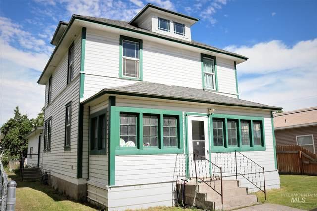 334 Wyoming, Gooding, ID 83330 (MLS #98771573) :: Beasley Realty