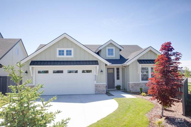 6053 S Palatino Way, Meridian, ID 83642 (MLS #98771580) :: Minegar Gamble Premier Real Estate Services